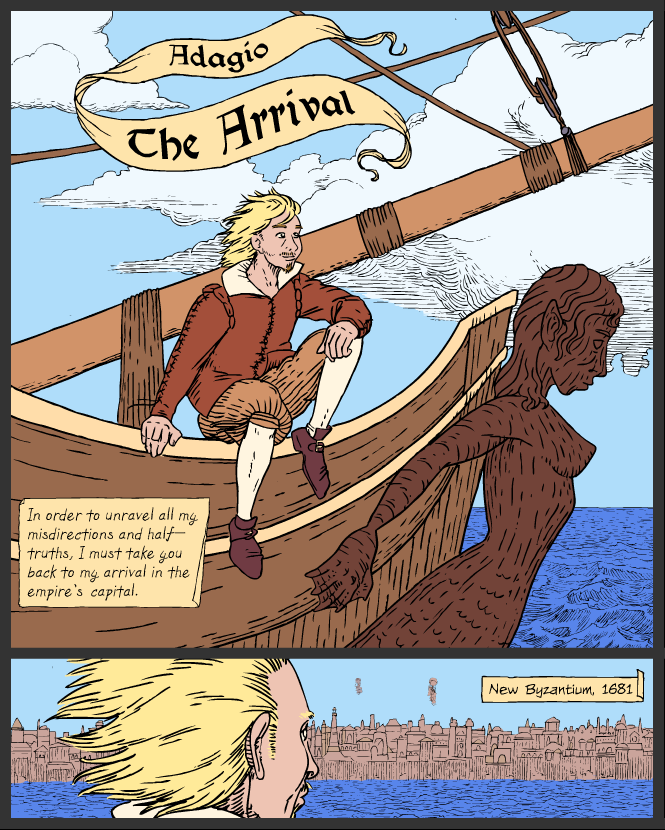 The Arrival 1